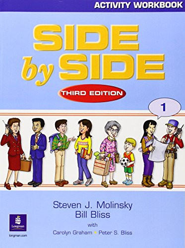Activity Workbook To Accompany Side By Side Book 1