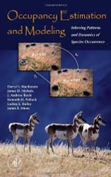 Occupancy Estimation and Modeling by Darryl MacKenzie