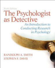 Psychologist As Detective