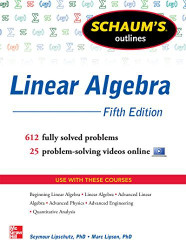 Schaum's Outline Of Linear Algebra