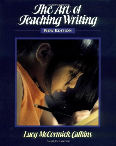 Art Of Teaching Writing
