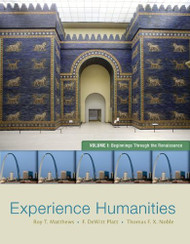 Experience Humanities Volume 1