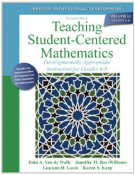 Teaching Student-Centered Mathematics Volume 3
