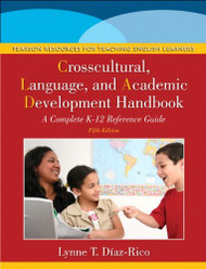Crosscultural Language And Academic Development Handbook