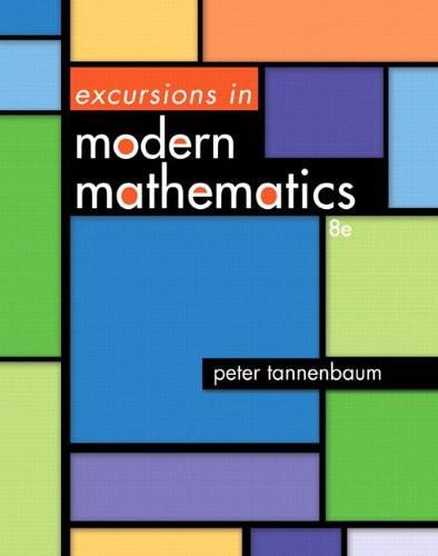 Excursions In Modern Mathematics