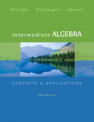 Intermediate Algebra Concepts And Applications