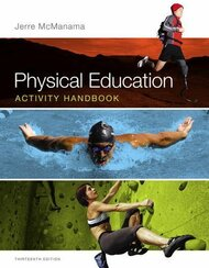 Physical Education Activity Handbook