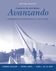 Avanzando Cuaderno De Actividades Workbook by Carmen Salazar