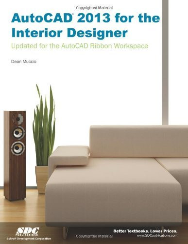 Autocad For The Interior Designer
