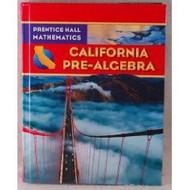 California Pre-Algebra
