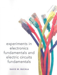 Experiments In Electronics Fundamentals And Electric Circuits Fundamentals