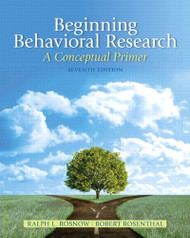Beginning Behavioral Research