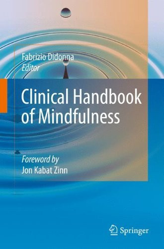 Clinical Handbook Of Mindfulness
