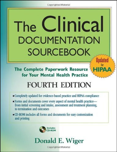 Clinical Documentation Sourcebook