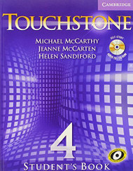 Touchstone Level 4 Student's Book With Audio Cd/Cd