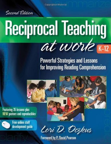 Reciprocal Teaching At Work
