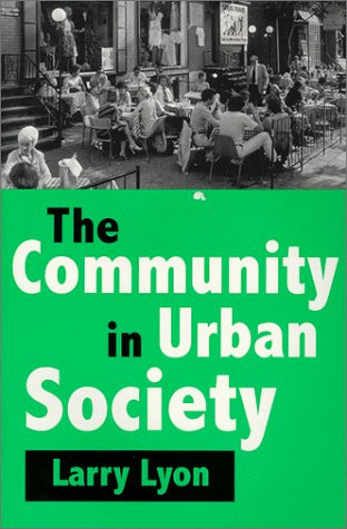 Community In Urban Society