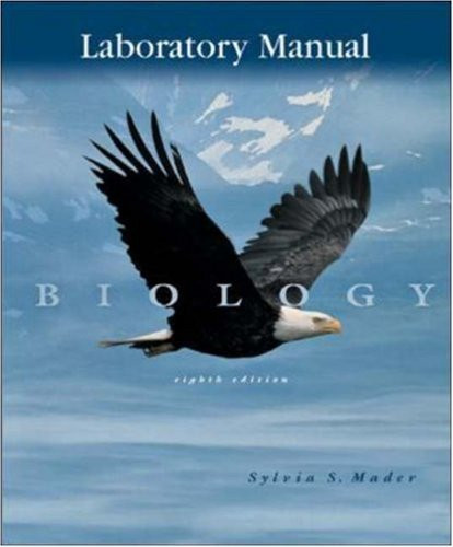 Laboratory Manual For Biology