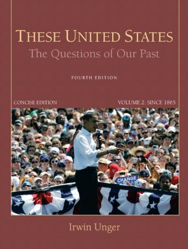 These United States Volume 2