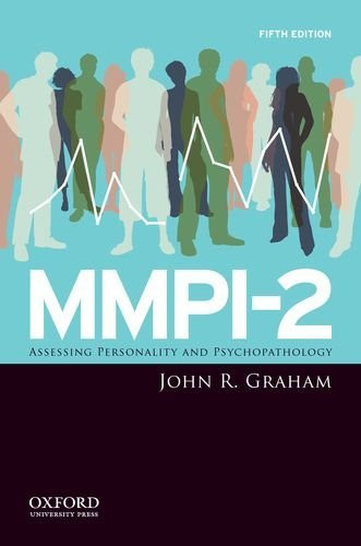 Mmpi-2 Assessing Personality And Psychopathology