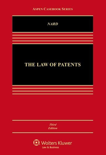 Law Of Patents