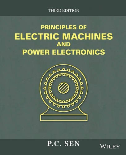 Principles Of Electric Machines And Power Electronics