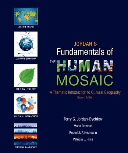 Fundamentals Of The Human Mosaic