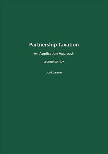 Partnership Taxation