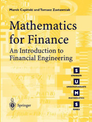 Mathematics For Finance
