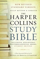 Harpercollins Study Bible by Harold W Attridge & Meeks