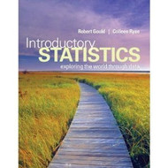 Introductory Statistics   (Robert Gould)