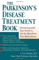 New Parkinson's Disease Treatment Book by Ahlskog & Eric Ahlskog