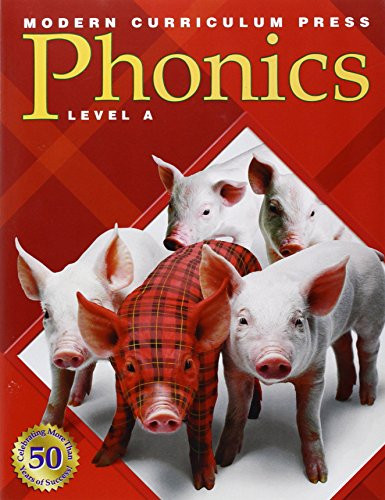 Modern Curriculum Press Phonics Level A