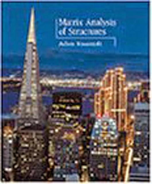 matrix analysis of structures kassimali pdf