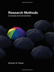 Research Methods by Michael Passer