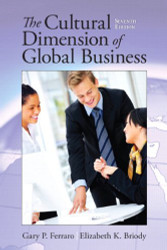Cultural Dimension Of Global Business