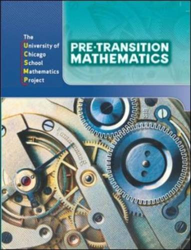 Pre-Transition Mathematics