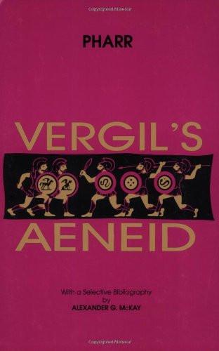 Vergil's Aeneid Books I-Vi
