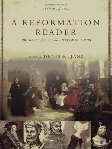 Reformation Reader