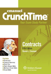 CrunchTime: Contracts -  Steven L Emanuel