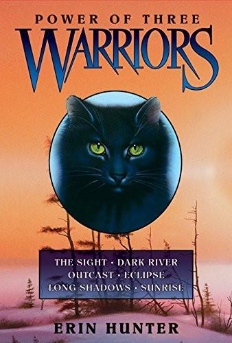 Warriors Power of Three Box Set Volumes 1 to 6
