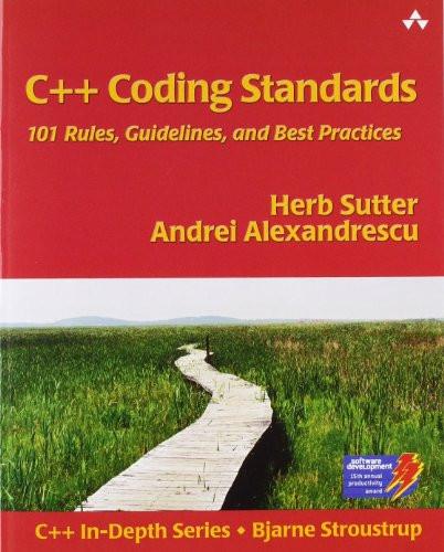C++ Coding Standards