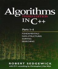 Algorithms In C++ Parts 1-4