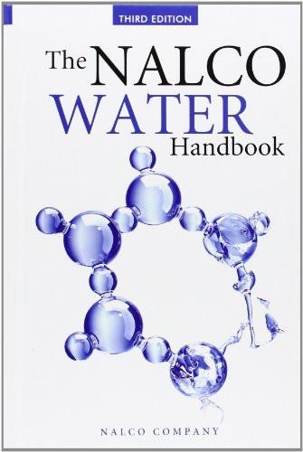 Nalco Water Handbook