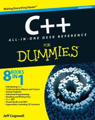 C++ All-in-One Desk Reference For Dummies