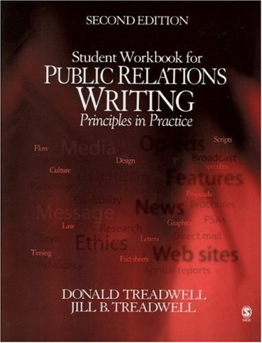 Student Workbook For Public Relations Writing