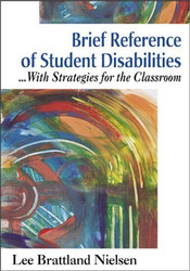 Brief Reference Of Student Disabilities