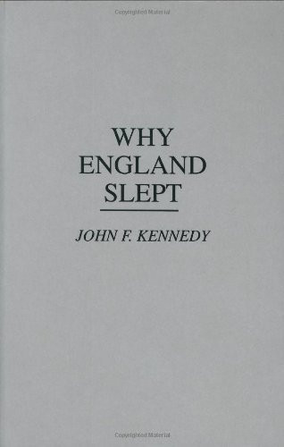 Why England Slept