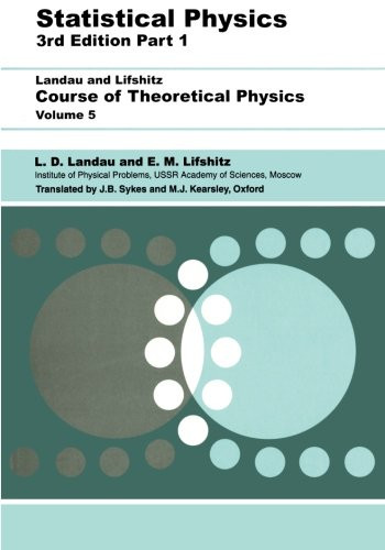 Statistical Physics Part 1 Volume 5