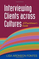 Interviewing Clients across Cultures